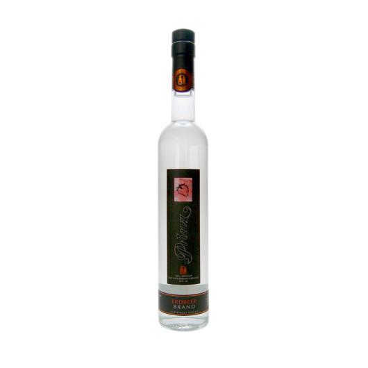 Prinz: Erdbeer-Brand - In Steingut gereift / 43% Vol. / 0,5 Liter