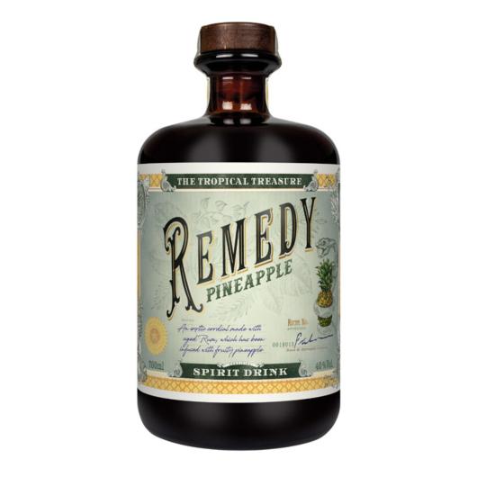 Remedy Pineapple Spirit Drink / 40 % Vol. / 0,7 Liter-Flasche