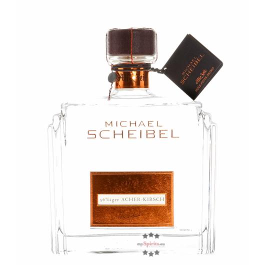 Scheibel 56 %iger Acher Kirsch Alte Zeit - Kirschwasser / 56 % vol. / 0,7 Liter-Flasche