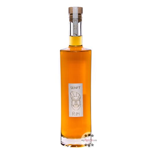 Senft: Rum vom Bodensee / 40 % Vol. / 0,7 Liter-Flasche
