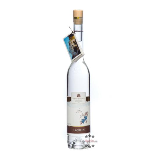 Unterthurner Grappa Lagrein Dunkel Vitae / 39 % vol. / 0,5 Liter-Flasche