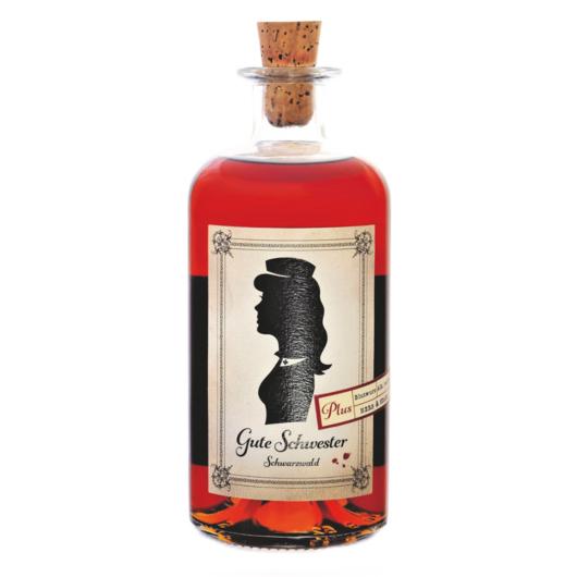 Wohlgemuth Gute Schwester PLUS / 40 % Vol. / 0,5 Liter-Flasche