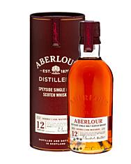 Aberlour 12 Jahre Double Cask Matured Whisky / 40 % Vol. / 0,7 Liter-Flasche in Geschenkbox