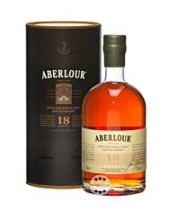 Aberlour 18 Jahre Single Malt Scotch Whisky Double Cask Matured / 43 % Vol. / 0,5 Liter-Flasche in Geschenkdose