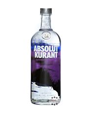Absolut Kurant Flavored Vodka / 40 % Vol. / 1,0 Liter-Flasche