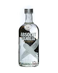 Absolut Vanilia – Absolut Vanilla Flavored Vodka / 40 % Vol. / 0,7 Liter-Flasche