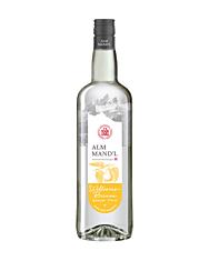 Alm Mand'l Williams-Birnen Schnaps / 35 % Vol. / 1,0 Liter-Flasche