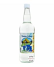 Alm Mand'l Enzian Schnaps / 35 % Vol. / 1,0 Liter-Flasche