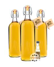Prinz: Alte Kirsche Kombi / 41 % Vol. / 3 x 1,0 Liter-Flasche + 1 x 0,02 Miniatur