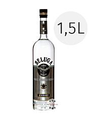 Beluga Noble Russian Vodka / 40 % Vol. / 1,5 Liter-Flasche