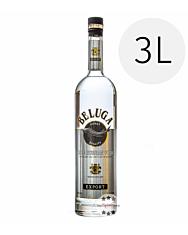 Beluga Noble Russian Vodka / 40 % Vol. / 3,0 Liter-Flasche
