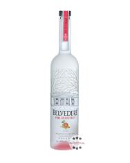 Belvedere Vodka Pink Grapefruit Flavored Vodka / 40 % Vol. / 0,7 Liter-Flasche