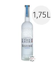 Belvedere Vodka Großflasche mit LED Licht / 40 % Vol. / 1,75 Liter-Flasche