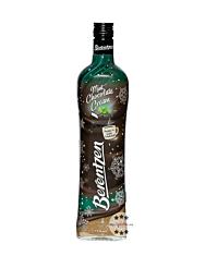 Berentzen: Mint Chocolate Cream Likör Winter Edition / 17 % Vol. / 0,7 Liter-Flasche