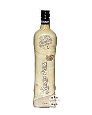 Berentzen: White Chocolate Macadamia Likör Winter Edition / 17 % Vol. / 0,7 Liter-Flasche