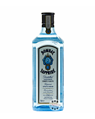 Bombay Sapphire Gin – Distilled London Dry Gin / 40 % vol. / 0,7 Liter-Flasche