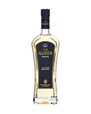 Bonaventura Maschio: The Queen Grappa – God Save Moscato / 38 % Vol. / 0,7 Liter-Flasche