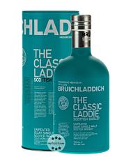 Bruichladdich The Classic Laddie Scottish Barley Whisky / 50 % Vol. / 0,7 Liter-Flasche in Geschenkdose