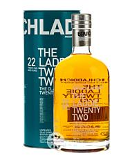 Bruichladdich The Laddie Twenty Two Whisky / 46 % Vol. / 0,7 Liter-Flasche in Geschenkbox