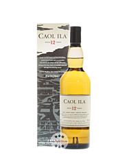 Caol Ila 12 Jahre Whisky Islay Single Malt / 43 % vol. / 0,2 Liter-Flasche im Karton