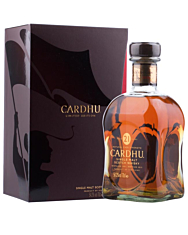 Cardhu Whisky - Natural Cask Strength 21 Years Old Speyside Single Malt Scotch Whisky