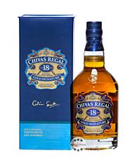 Chivas Regal 18 Jahre Gold Signature Whisky / 40 % Vol. / 0,7 Liter-Flasche in Karton