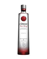 Cîroc Red Berry aromatisierter Wodka / 37,5 % Vol. / 0,7 Liter-Flasche