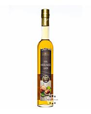 Dolomiti Edel Haselnuss Likör / 18 % vol. / 0,5 Liter-Flasche