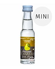 Dolomiti: Williams-Schnaps Premium Spirituose / 35 % Vol. / 0,02 Liter - Flasche