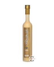 Dolomiti Pralinello Weisser Pralinen Likör / 15 % Vol. / 0,5 Liter-Flasche