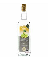 Dolomiti: Williams Birnen Schnaps / 35% Vol. / 1,0 Liter - Flasche