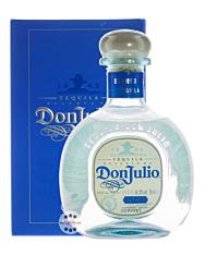 Tequila Don Julio Blanco / 38 % Vol. / 0,7 Liter-Flasche im Karton