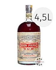 Don Papa Rum in der Triple-Magnum-Flasche / 40 % Vol. / 4,5 Liter-Flasche