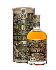 Don Papa Rye Cask Rum Limited Edition / 45 % Vol. / 0,7 Liter-Flasche in Geschenkdose