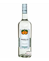 Freihof 1885 Marillen Schnaps / 38 % vol. / 1,0 Liter-Flasche