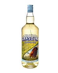 Grasovka Bisongrass Vodka / 38 % Vol. / 1,0 Liter-Flasche