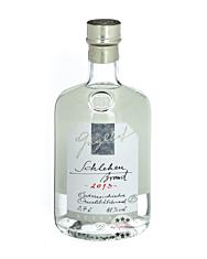 Guglhof: Schlehen Brand Reserve - Jahrgangsbrand / 43% Vol. / 0,7 Liter - Flasche