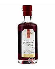 Guglhof Weichsel Likör - Sauerkirschlikör / 26 % Vol. / 0,35 Liter-Flasche