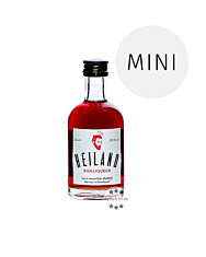 Heiland Likör mit Rum & Doppelbock Miniatur / 23 % Vol. / 0,05 Liter-Flasche