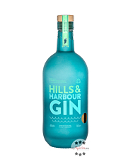 Hills and Harbour Gin / 40 % Vol. / 0,7 Liter-Flasche