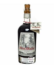 HirschRudel Kräuterlikör / 35 % Vol. / 0,5 Liter-Flasche