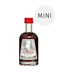 Hirschrudel Kräuterlikör Mini 5cl / 35 % Vol. / 0,05 Liter-Flasche