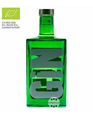 Humbel Clouds Gin Bio - Aromatischer Gin aus der Schweiz / 42 % vol. 0,7 Liter-Flasche
