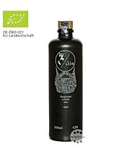 Oel's 3 Gin Bio / 42 % Vol. / 0,5 Liter-Flasche