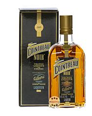 Cointreau Noir Orange Liqueur mit Cognac / 40 % Vol. / 0,7 Liter-Flasche in Geschenkkarton