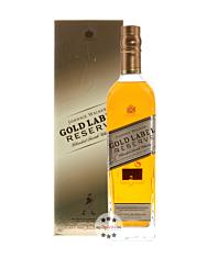 Johnnie Walker Gold Label Reserve Blended Scotch Whisky / 40 % vol. / 0,7 Liter-Flasche im Geschenk-Karton