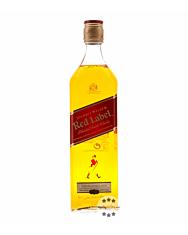 Johnnie Walker Red Label Blended Scotch Whisky / 40 % vol. / 0,7 Liter-Flasche