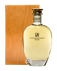 Lantenhammer Raritäten Wildkirschbrand / 43 % Vol. / 0,7 Liter-Karaffe in Holzschatulle