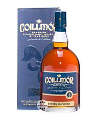 Liebl: Coillmor Sherry Oloroso Bavarian Single Malt Whisky / 46 % Vol. / 0,7 Liter-Flasche in Geschenkkarton