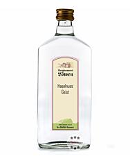 Löwen: Haselnuss-Geist / 42% Vol. / 0,5 Liter - Flasche
